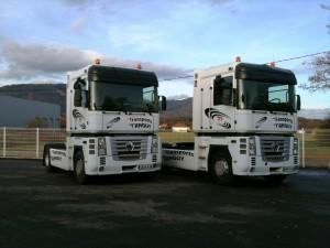 Transport marchandises tous tonnages en lorraine Tanguy Transports