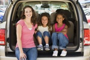 Transport d'enfants, transport scolaire situation handicap