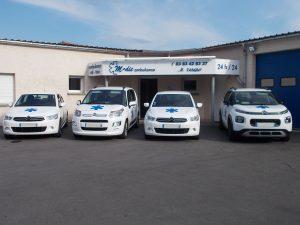 Transport sanitaire médical avec Medic Ambulance à Baccarat Vosges