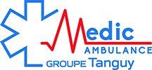 Medic Ambulance Transports Tanguy